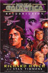 BSG: Resurrection novel by Richard Hatch
