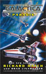 BSG: Paradis novel by Richard Hatch