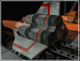 Battlestar Galactica image by Mike McAdams. Copyright 1999-2001. All rights reserved. May not be reused, modified or distributed without permission.